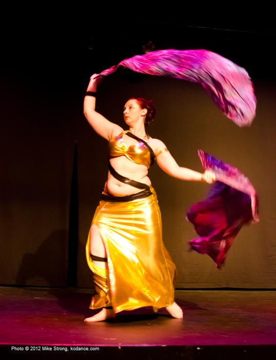 Zoria Kali - Belly Dance United - Thu/Sat shows