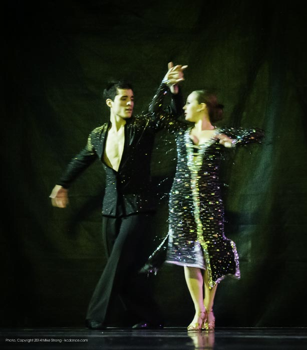 Tango from Allegro Studio with Jesse Lopez and Madelaine Widgren