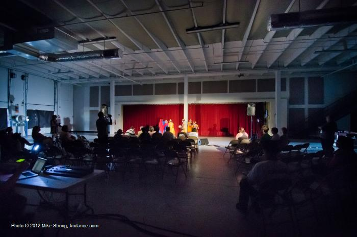 Lyric Opera space hosting Nritya with Indian classical and folkloric dance