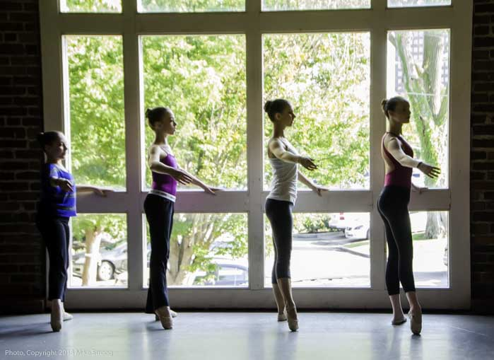 window for barre