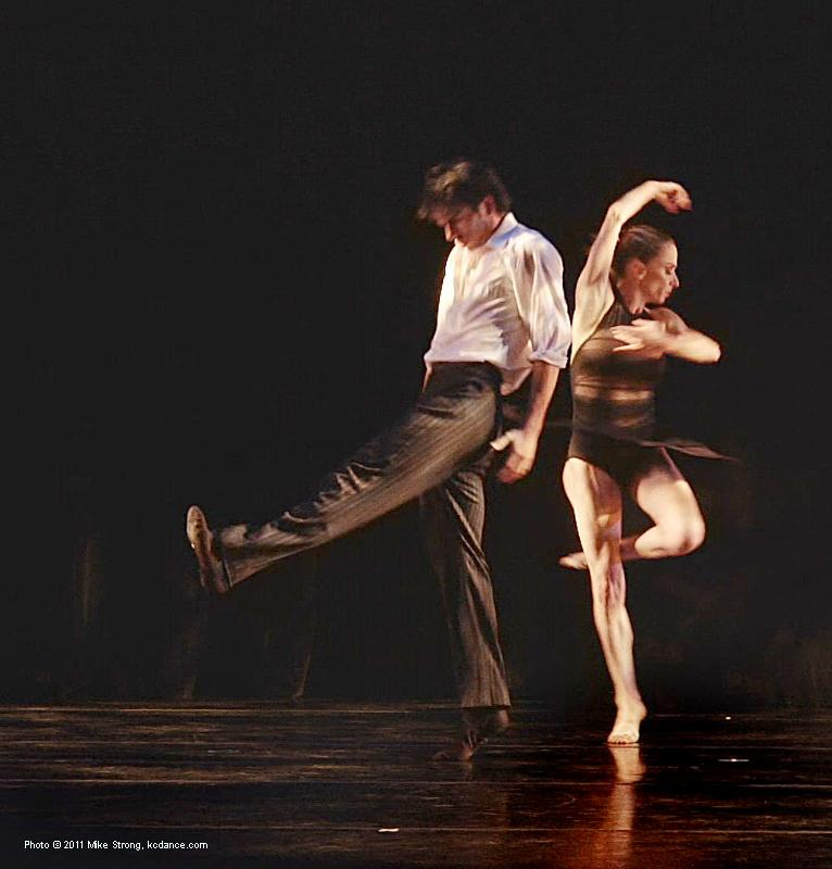 Simple Twist of Fate (Bob Dylan) duet choreo by Paula Weber - Dancers: Gavin Stewart, DeeAnna Hiett - photo by Mike Strong - www.kcdance.com