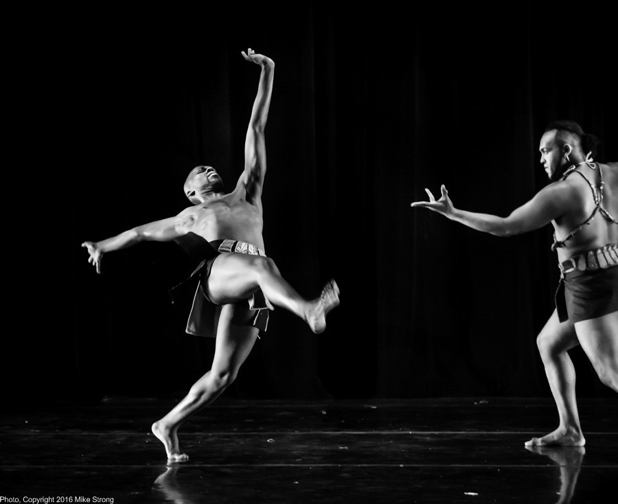 Chris Page and Cedric Hall - Cleo Parker Robinson Dance