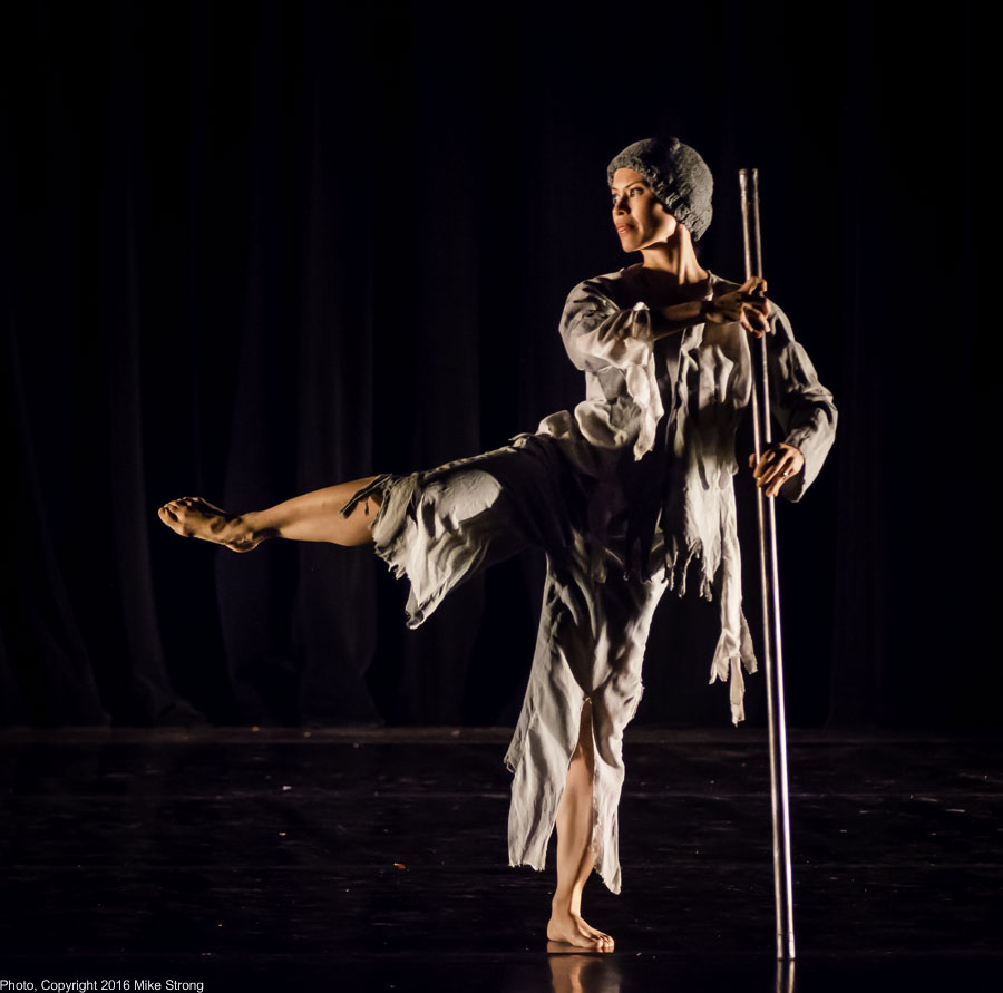 Yearning, by Mona Storling-Enna, Storling Dance Theatre