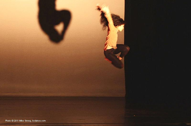 Purcell Turner, solo, in White Rabbit (Jefferson Airplane) Choreo by Paula Weber - photo by Mike Strong - kcdance.com