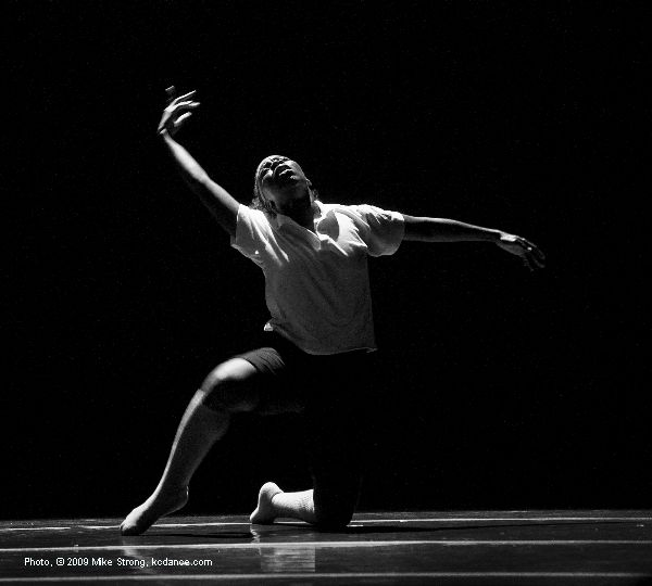Wylliams henry contemporary dance company concert sept for A different angle salon