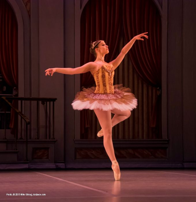 Sleeping Beauty: Julianna Kuhn (Fairy Variation I, 7pm)